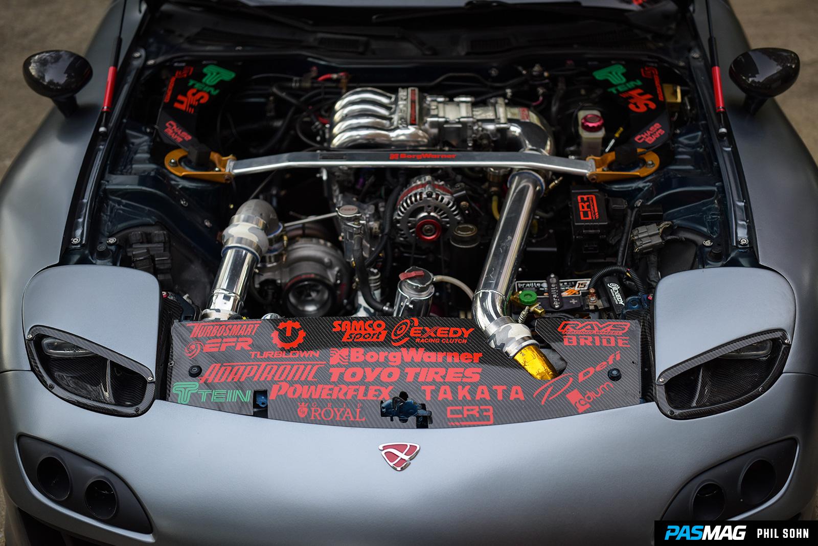 PASMAG | PERFORMANCE AUTO AND SOUND - Rotary Frankenstein ... on 93 mazda rotary engine motor, 93 mazda logo, 93 mazda mpv, 93 mazda mx 5, 93 mazda protege, 93 mazda mx6, 93 mazda prelude, 93 mazda miata, 93 mazda 240sx, 93 mazda mx3, 93 mazda cosmo, 93 mazda truck,