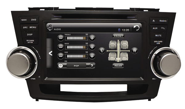 Navigation & Multimedia Receivers Buyer's Guide - September 2012