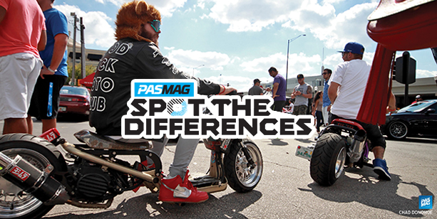 PASMAG 148 Spot The Difference Lead