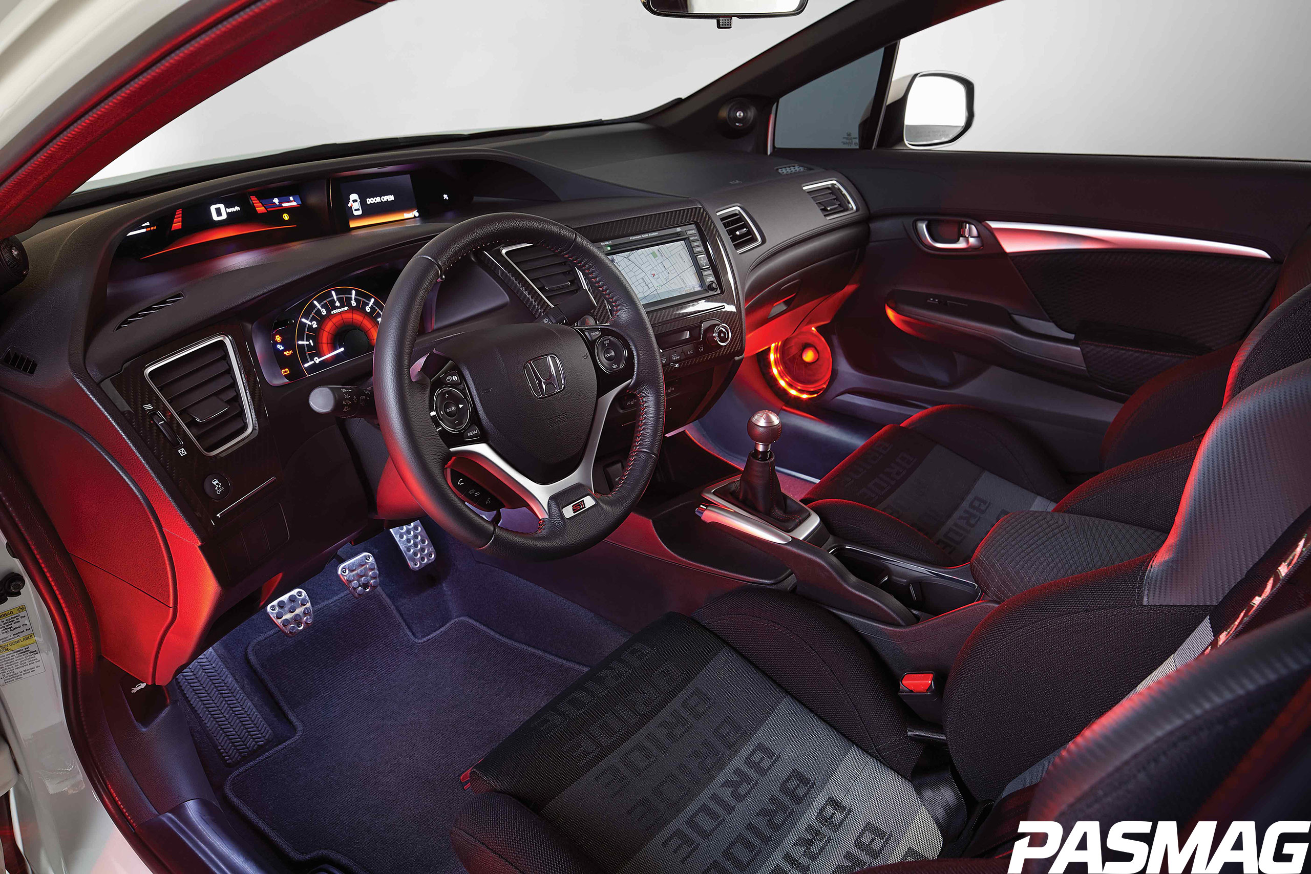 Pasmag Performance Auto And Sound Tuned By Honda 2013