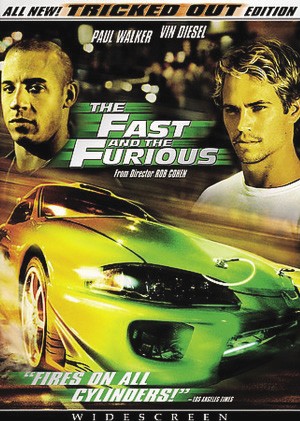 Fast and Furious Through the Years