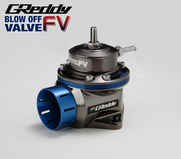 "GReddy Blow-Off Valve FV – ""Floating Valve"""