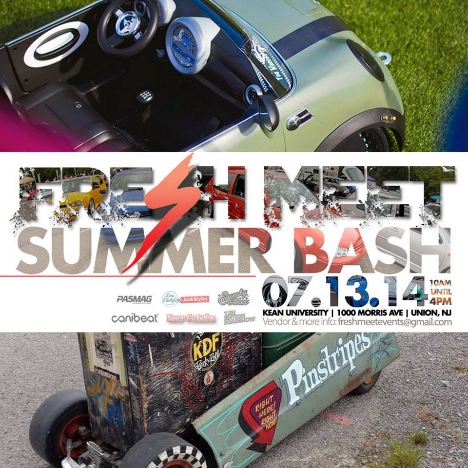 PASMAG Fresh Meet Summer Bash Union New Jersey July 13 2014 Event Photo Calendar Power Wagon