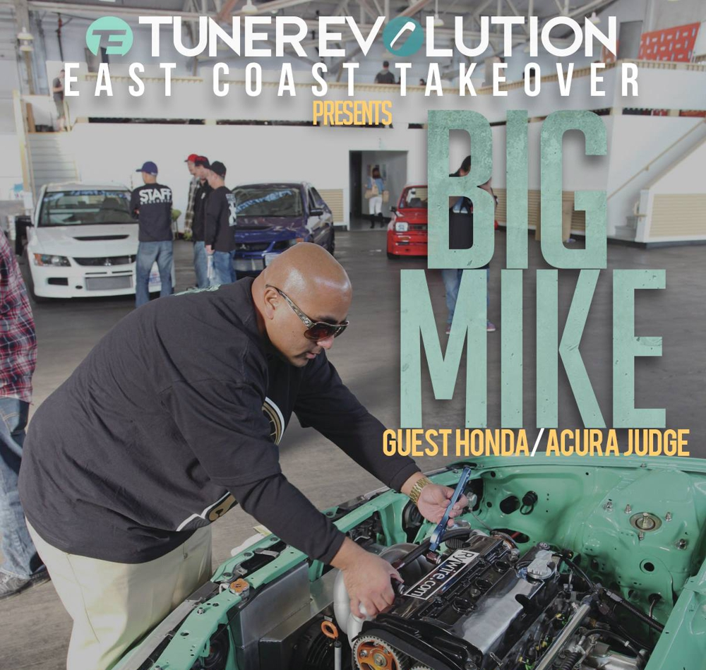 PASMAG Tuner Evolution 2014 Big Mike Judge