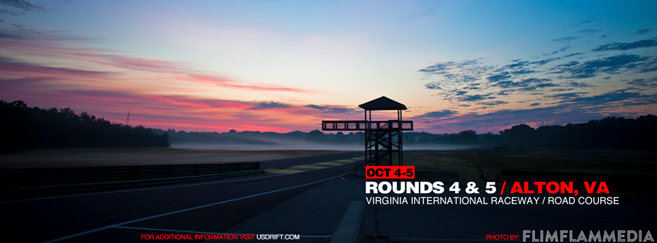 PASMAG USDrift Round 3 Alton Virginia October 4-5 2014