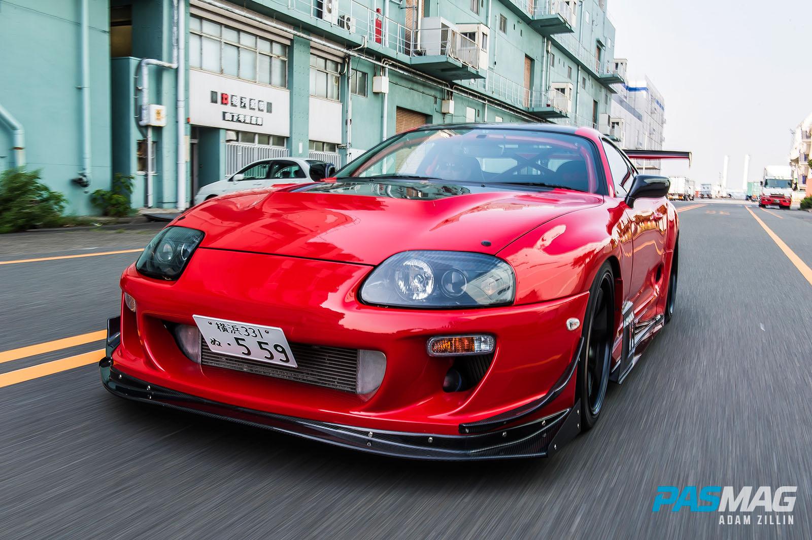 Toyota Brake Pads >> PASMAG | PERFORMANCE AUTO AND SOUND - Mad Max: Orido's ...
