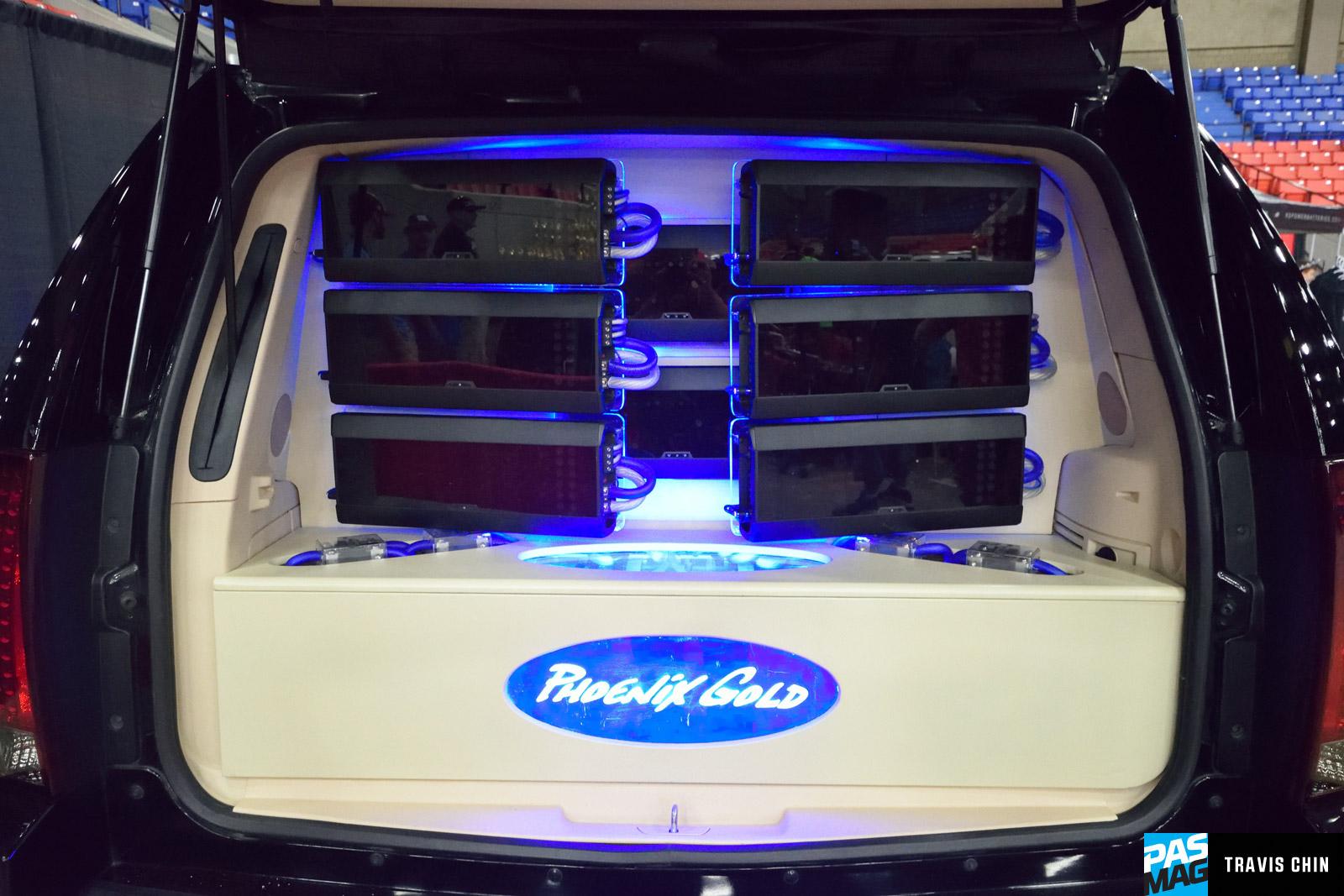 PASMAG PERFORMANCE AUTO AND SOUND Car Audio Championship - Meca car show