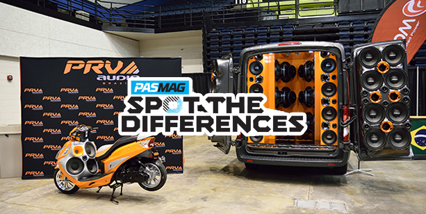 PASMAG Spot The Difference Lead Car Audio 7