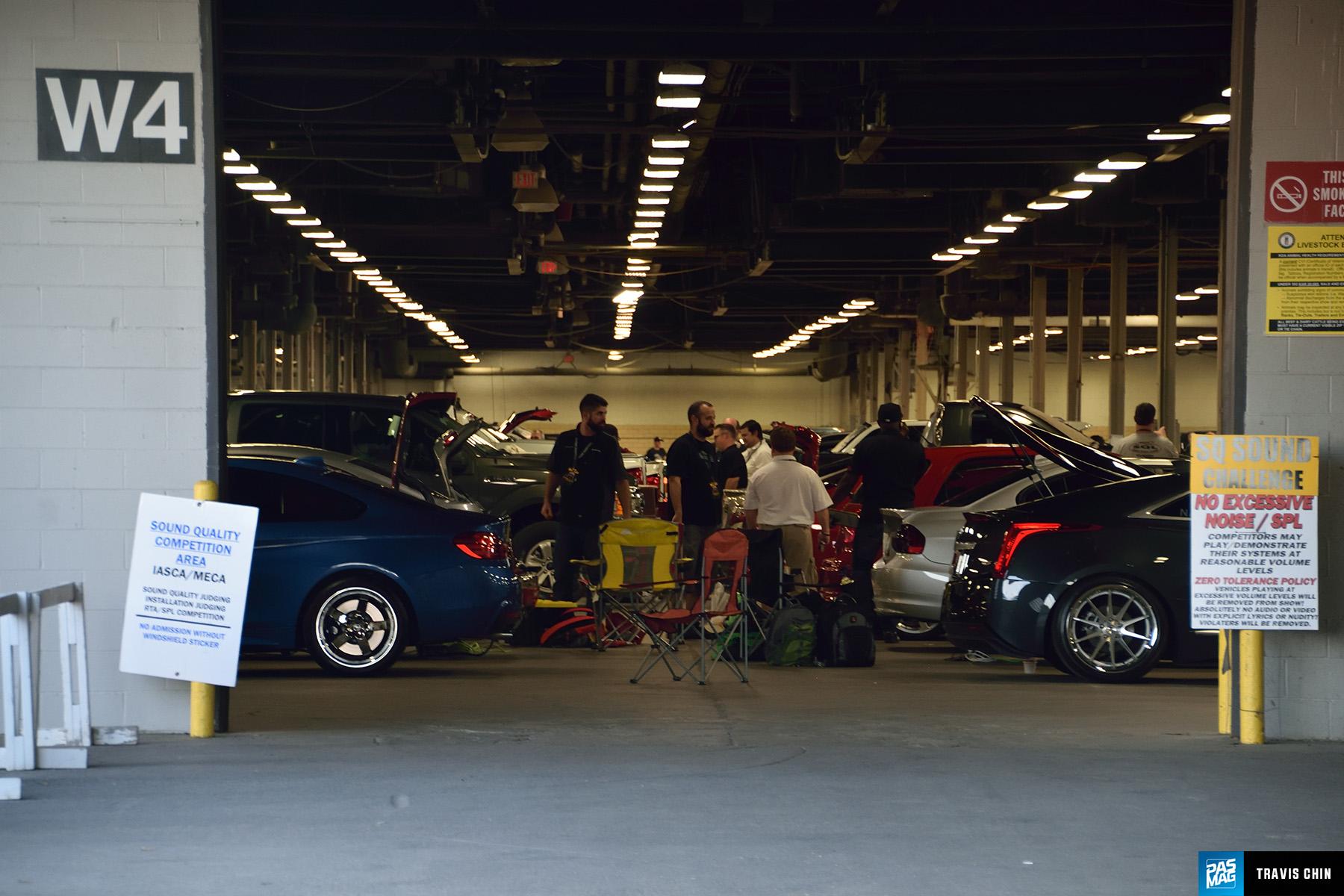 PASMAG PERFORMANCE AUTO AND SOUND Unified Car Audio Championship - Meca car show