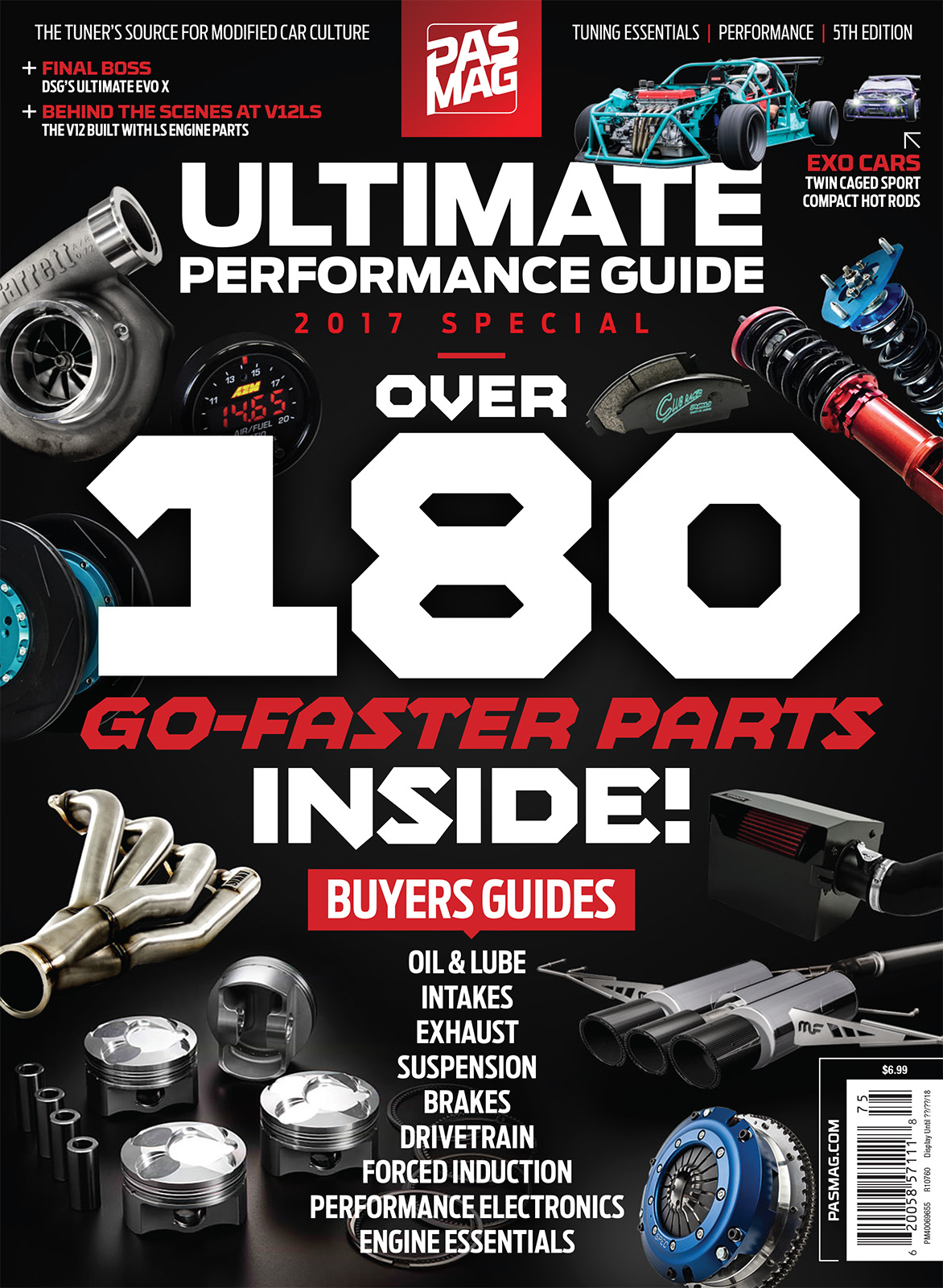 Ultimate Performance Guide Vol 5 PASMAG Tuning Essentials v1