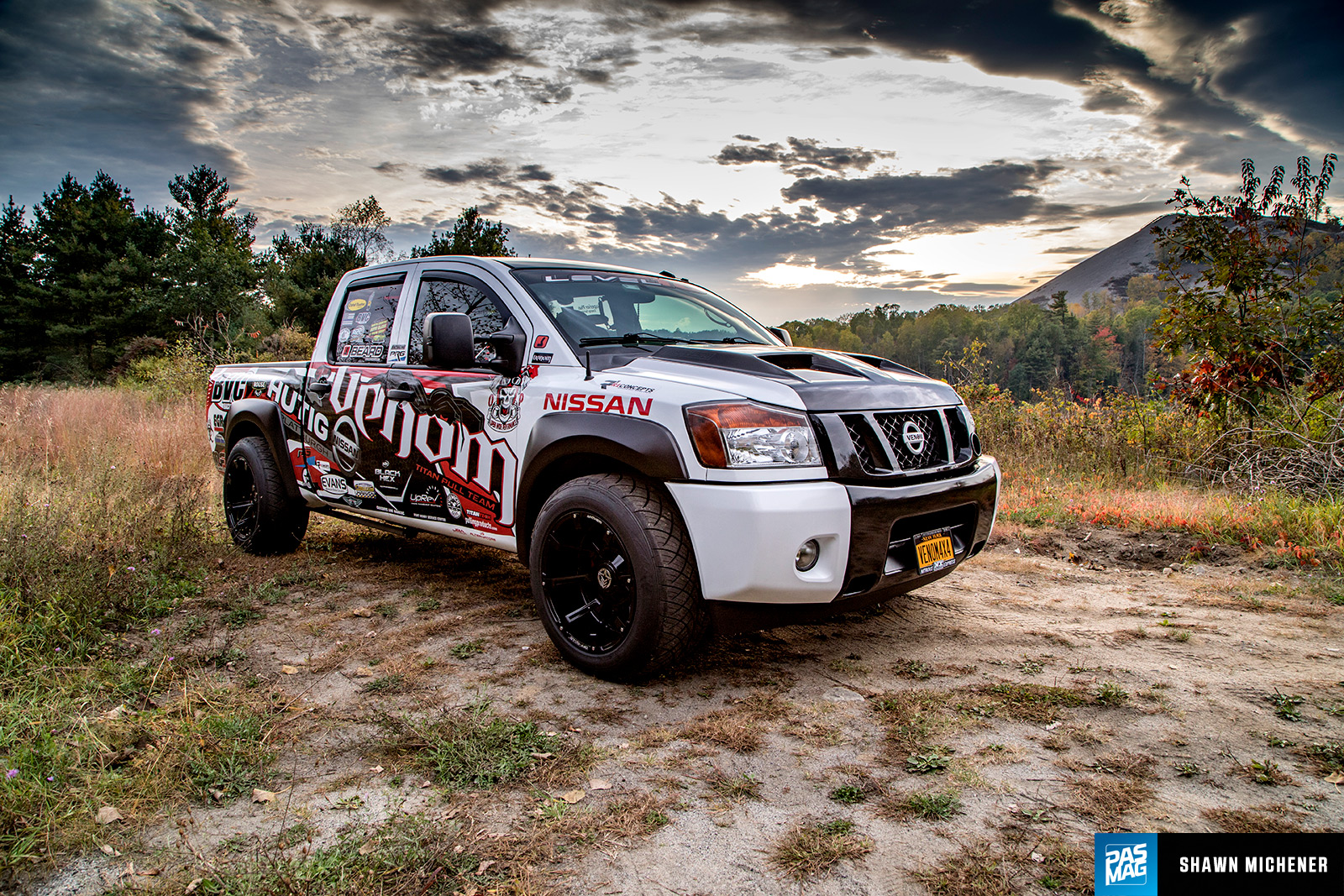 pasmag performance auto and sound remember the titan the world s fastest nissan titan is a. Black Bedroom Furniture Sets. Home Design Ideas