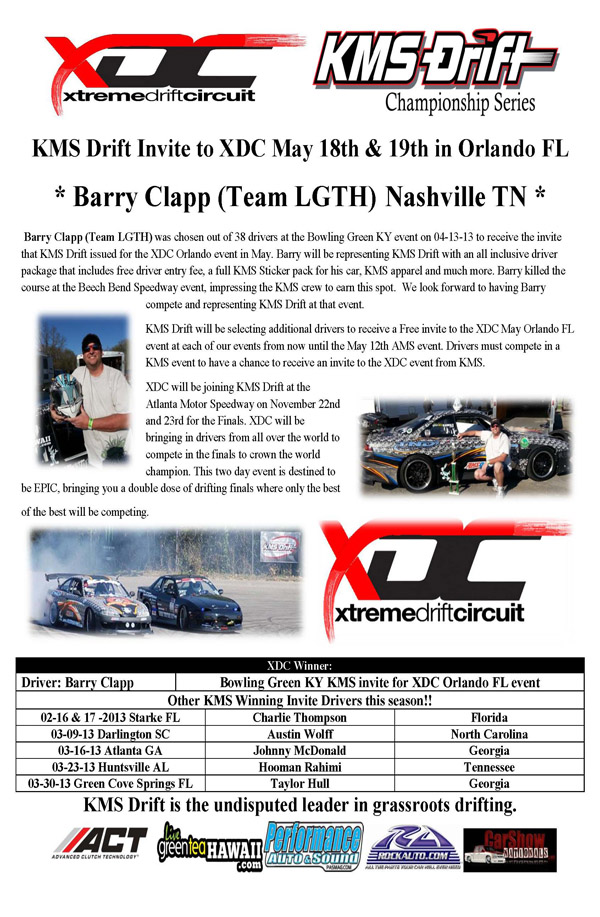 Barry Clapp Team LGTH 4-13-13 event-1