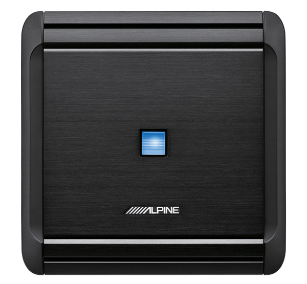 Alpine Electronics Now Shipping New V-Power Amplifiers