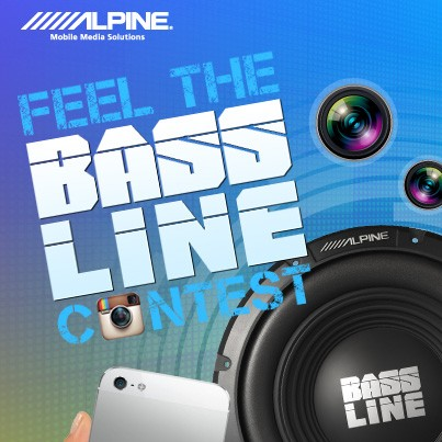 FeelTheBASSLINE Contest FB Photo 403x403