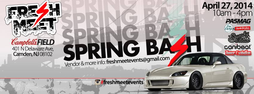 PASMAG Fresh Meet Spring Bash 2014