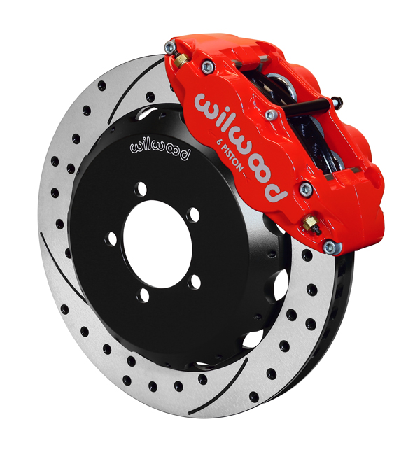 Wilwood Disc Brakes introduces new Big Brake front and rear upgrade kits for the Scion FR-S and Subaru BRZ