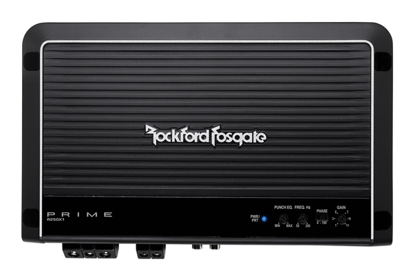 Rockford Fosgate 2013 Prime Series R250X1 amplifier