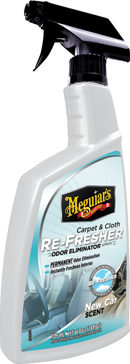 Meguiars Carpet Cloth ReFresher