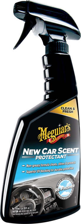 Meguiars New CarScent Protectant