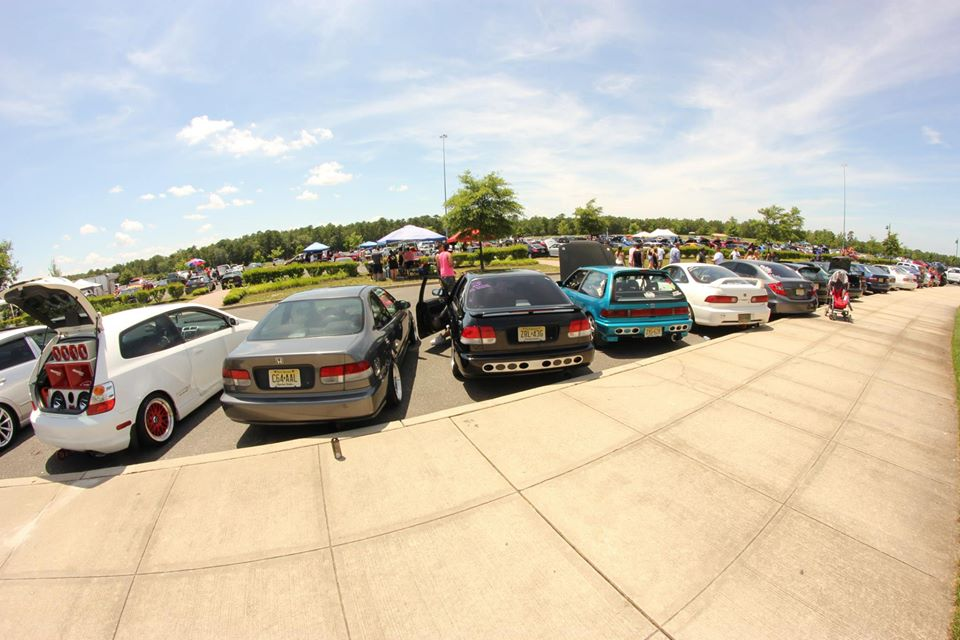 PASMAG Fight Against Autism Car Truck Bike Show TomsCollege NewJersey Photo