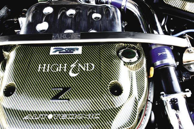 PASMAG | PERFORMANCE AUTO AND SOUND - TranZformer: Ben Abutin's 2003
