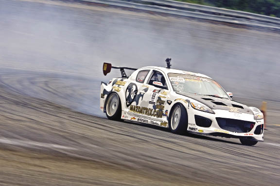Magic Trix: Kyle Mohan's 2009 Mazda RX-8