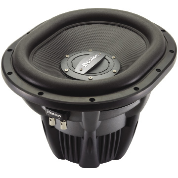 With its unusual oval shape, even a car audio rookie will immediately understand there is something quite a bit different about this woofer. Truth be told, the SPG555 represents quite a technological achievement, and this woofer is quite a bit different from conventional woofers in many ways.