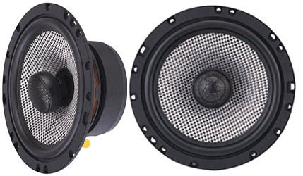 American_Bass_Coaxial_Speakers