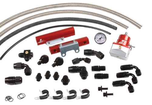 Aeromotive has focused their efforts on an end-to-end solution for the Subaru WRX and STi. Offering fueling kits for both the EJ20 and EJ25 flat-4 motors in the '04-'06 Impreza chassis, Aeromotive has one part number for dozens of products.