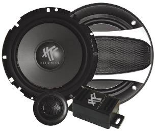 Hifonics HF Speakers