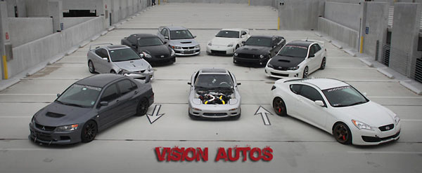Car Club: Vision Autos