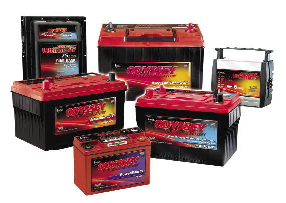 Odyssey Batteries by EnerSys