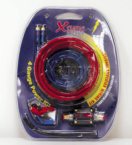 Xstatic 4 Gauge Kit