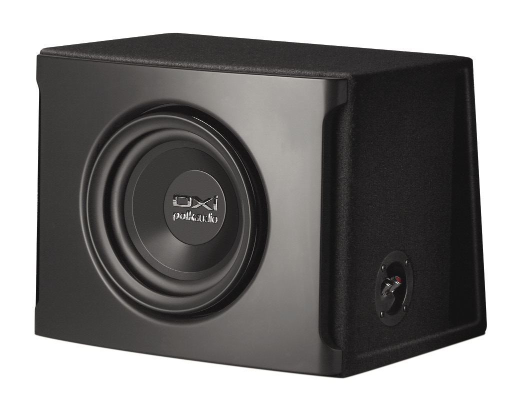 PASMAG | PERFORMANCE AUTO AND SOUND - Polk Audio DXi 108 Subwoofer ...