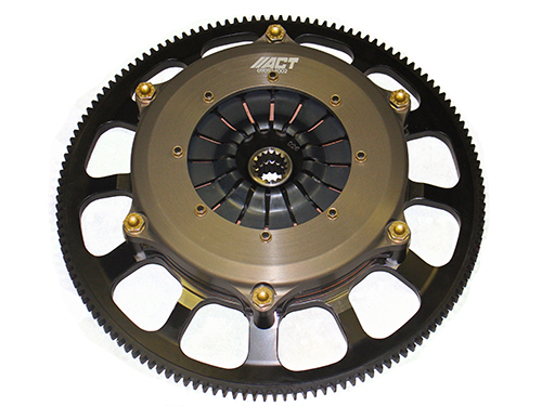 Since their launch ACT has been steadily developing their produces and now has a line of multi-plate clutches to compliment an already expansive catalog of over 1200 performance clutch kits and components for more than 700 different applications.