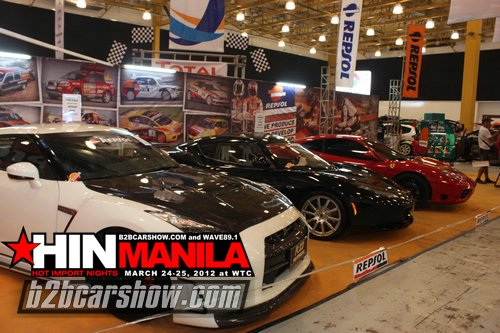 Hot Import Nights 2012: Manila