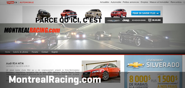 MontrealRacing.com