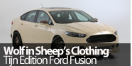 Tijn Edition Ford Fusion