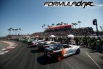 PASMAG Formula Drift Long Beach California 2014 Driver Lineup Rear