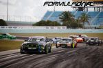 PASMAG Formula Drift 2014 Miami Florida Larry Chen Leading The Pack