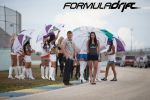PASMAG Formula Drift 2014 Miami Florida Larry Chen Umbrella Models Girls