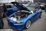 PASMAG - Import Face-Off In Baytown TX On Feb 9 2014 - Boosted Blue Honda S2000