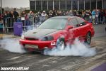 PASMAG - Import Face-Off In Baytown TX On Feb 9 2014 - Dynosaur Honda  Civic Burnout