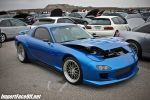 PASMAG - Import Face-Off In Baytown TX On Feb 9 2014 - Stance Autoworks Mazda RX7