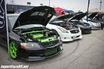 PASMAG - Import Face-Off In Baytown TX On Feb 9 2014 - Sunworks Line Up