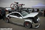 PASMAG - Import Face-Off In Baytown TX On Feb 9 2014 - iMotion Audi TT With Chrome Vinyl Wrap