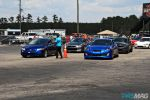 PASMAG-KMS-Drift-Rockingham-North-Carolina-Apr-13-2014-Denton-Byrd-Staging-Hyundai-Genesis-Honda-Civic