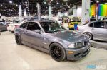PASMAG Tuner Galleria Chicago Illinois 2014 Ray Flores Silver BMW ZIMA Motorsports