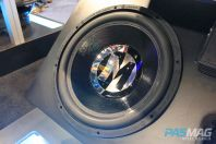 PASMAG CES 2015 Memphis Car Audio 50th Anniversary subwoofer