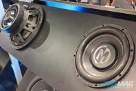 PASMAG CES 2015 Memphis Car Audio 50th Anniversary subwoofers